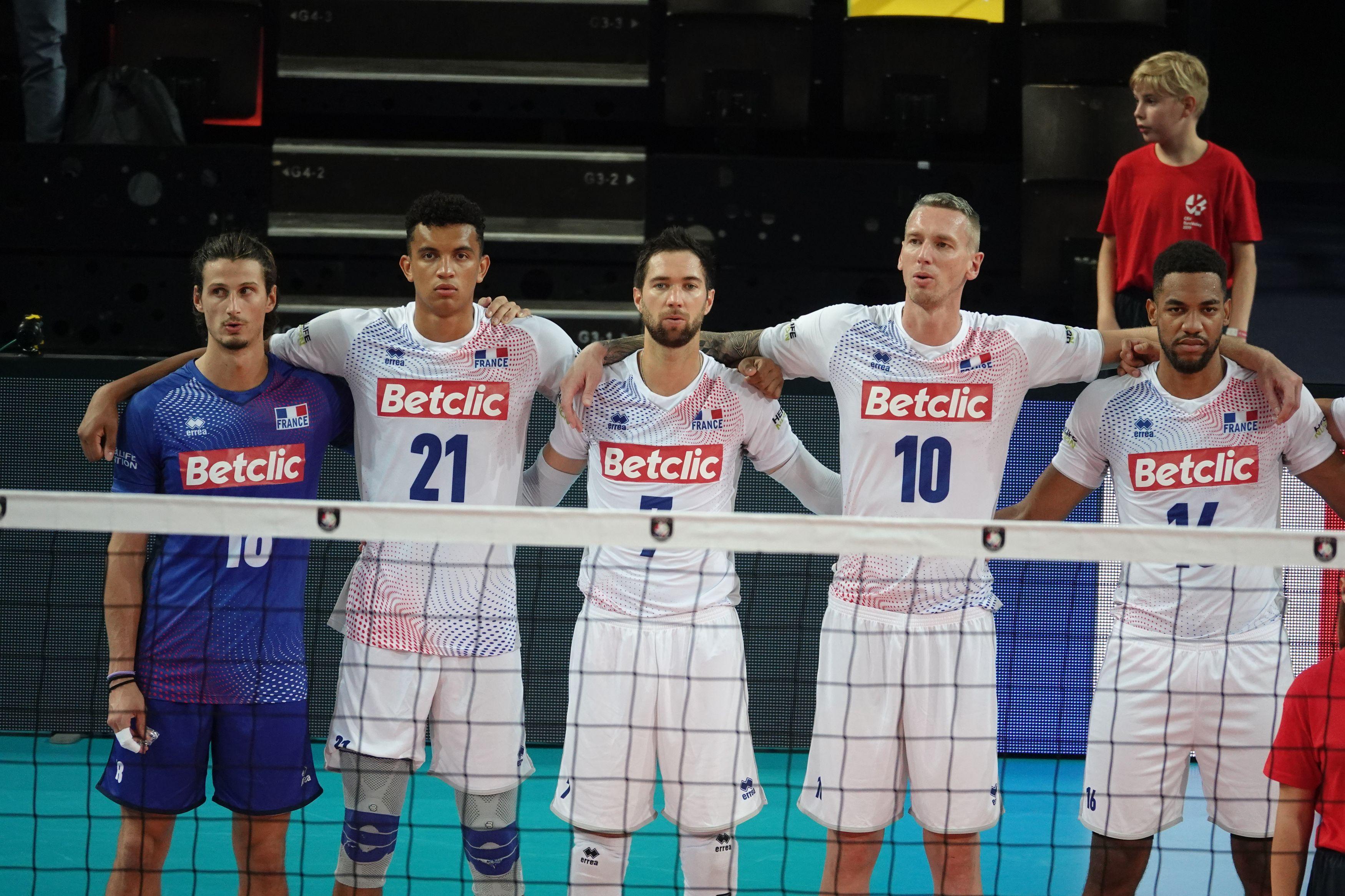 Volley - Equipe de France - Euro 2019 de volley : la symphonie des Bleus