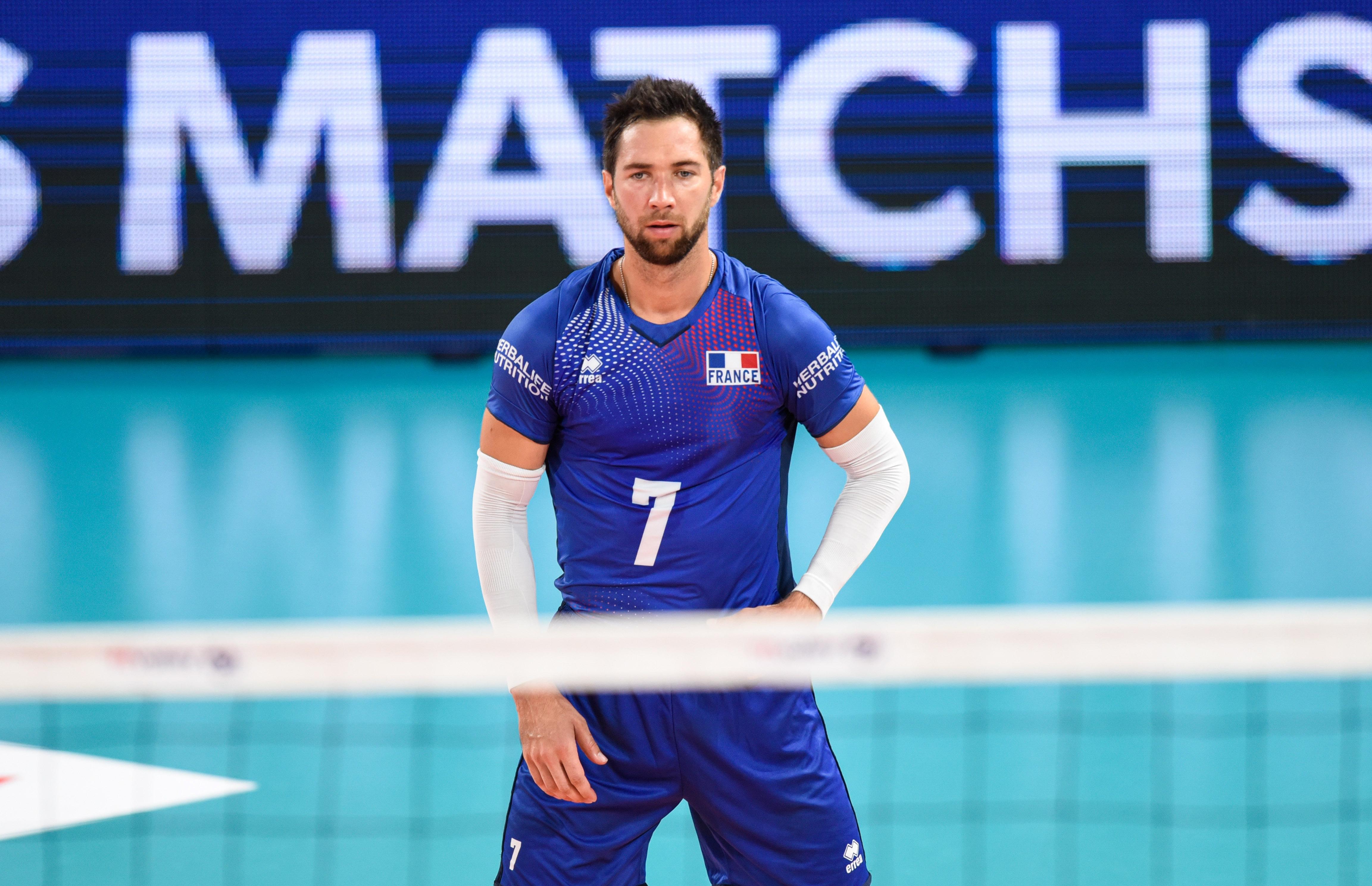 Volley - Equipe de France - Kevin Tillie : «L'Euro peut marquer un tournant pour le volley en France»