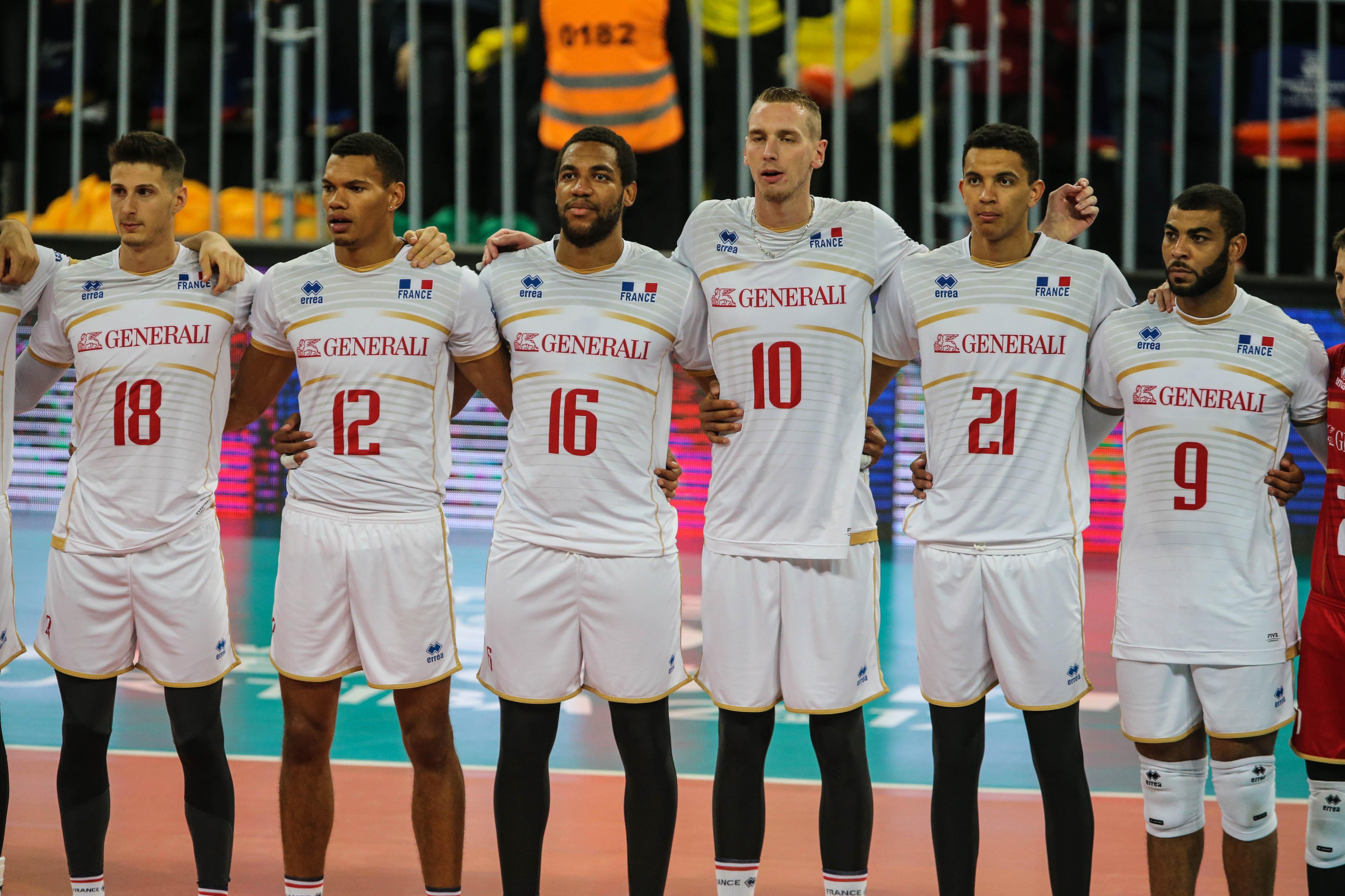 Volley - Equipe de France - La France veut conserver son trône européen