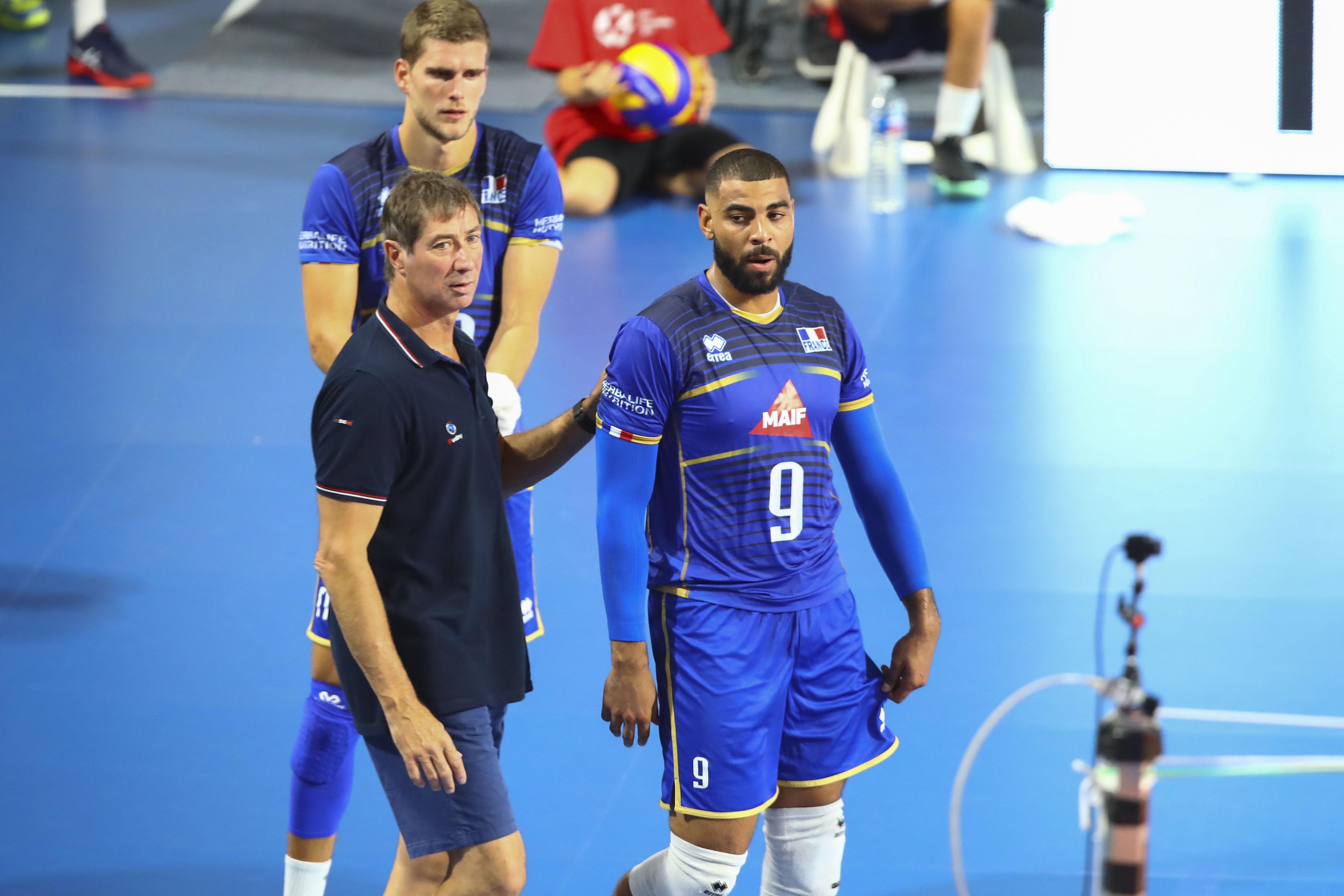 Volley - Equipe de France - Laurent Tillie et le cas Ngapeth : «Jeune ou pas, ce virus ne fait pas d'exception»