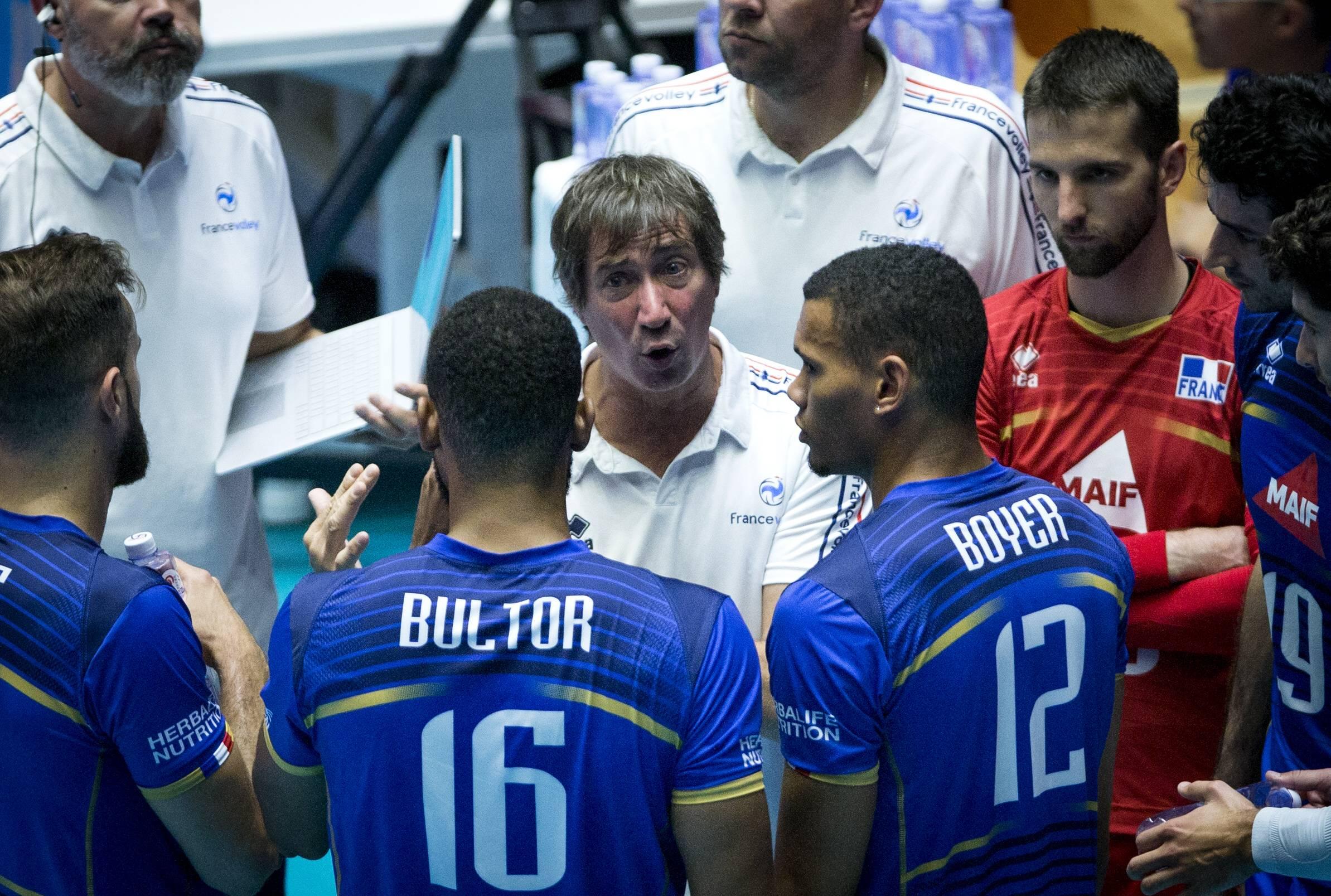 Volley - Equipe de France - Les volleyeurs français échouent en Ligue des Nations