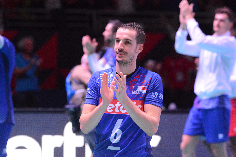 Volley - Equipe de France - Toniutti : «Nous savons que nous n'avons encore rien fait»