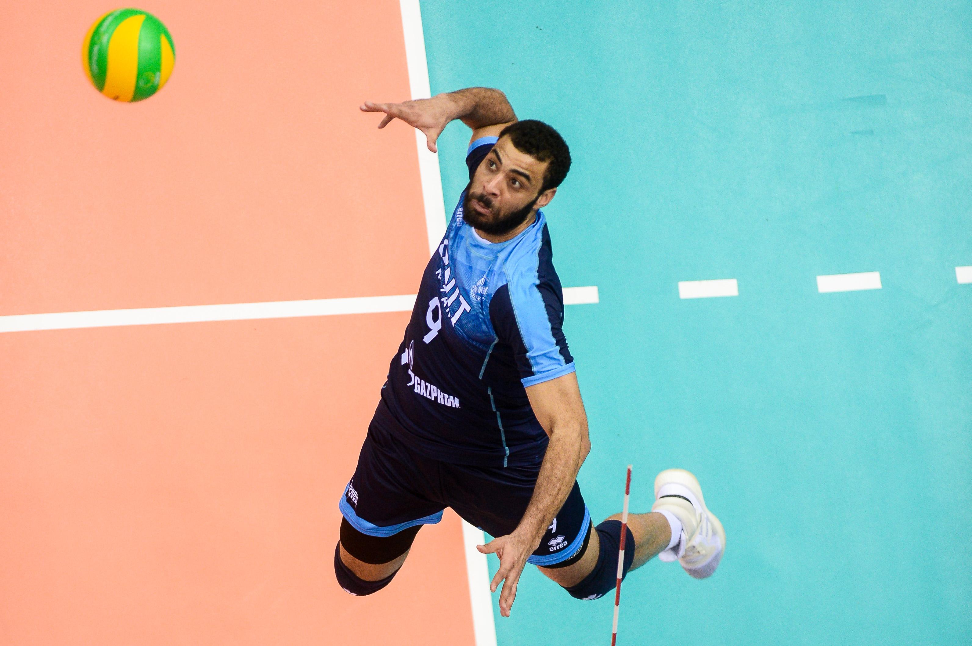 Volley - Ngapeth en finale de la Ligue des champions avec Kazan