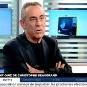Thierry Ardisson tacle Fogiel et Toussaint