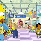 W9 : un Simpson aux Oscars
