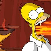 Simpson: W9 diffuse le film