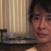 Aung San Suu Kyi, « une femme debout »