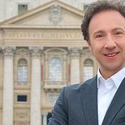 Stéphane Bern : «J'aime la simplicité du pape»