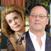 Delon, Belmondo, Deneuve et Réno tous SDF !
