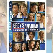Grey's Anatomy : saison 8 dans les bacs
