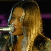 Carla Bruni parle musique sur France 3