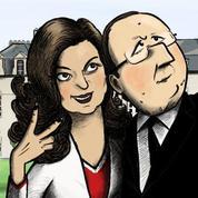 François Hollande épinglé dans une BD