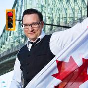Jean-Marc Généreux: «Bienvenue au Canada!»