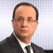 Hollande simultanément sur TV5 Monde, France 24 et RF1