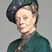 Downton Abbey : Maggie Smith à Paris