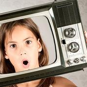 Les enfants de plus en plus accros à la télé