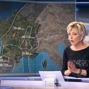 La météo « très particulière » d'Évelyne Dhéliat sur TF1