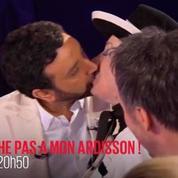 À Zapper (ou pas) : face à Ardisson, Hanouna embrasse Geneviève de Fontenay !