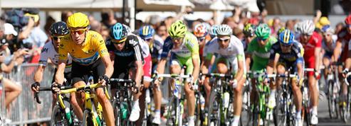 Le Tour de France sur France télévisions jusqu'en 2020