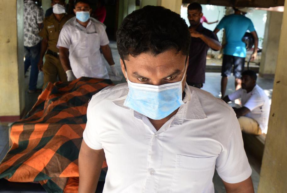 Attentats au Sri Lanka : le bilan est désormais de 207 morts et plus de 450 blessés