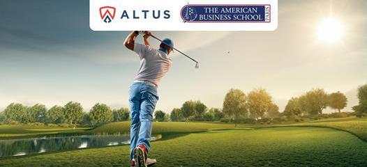 L'American Business School et Altus innovent avec la Business & Golf Academy