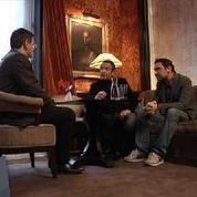 Jean Dujardin: «Elles viennent en meute pour Les Infideles »