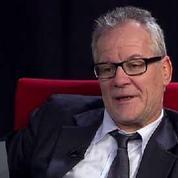 Frémaux aimerait «présenter des films comiques à Cannes!»