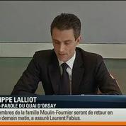 Le Quai d'Orsay promet un retour rapide des ex-otages en France