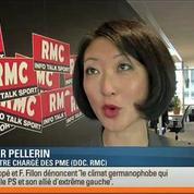 Fleur Pellerin : les entrepreneurs