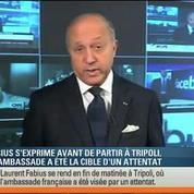 Attentat en Libye :