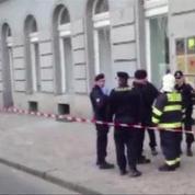 40 blessés dans l'explosion d'un immeuble à Prague