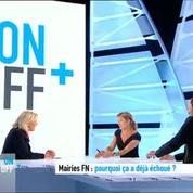 Le Pen accuse Lapix de