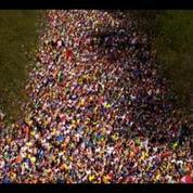 Marathon de Londres: silence pour Boston
