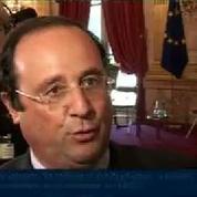 Quand Hollande attaquait Sarkozy sur les droits de l'homme en Chine