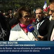 C. Boutin: un mouvement