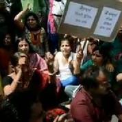 Inde: manifestations après le viol d'une fillette