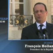 Politizap : François Hollande sommé de changer radicalement