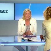 Marine Le Pen raconte comment elle s'est fracturée le dos