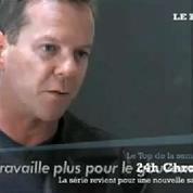 Top Séries : Jack Bauer reprend du service