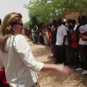 Mali : Valérie Trierweiler s'est rendue à Gao