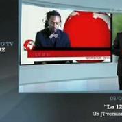 Zapping TV du 10 mai 2013 : Anne-Sophie Lapix dans la peau de Jean-Michel Apathie