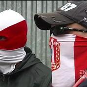 Pour des hooligans polonais, il y a