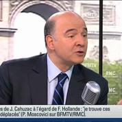 Moscovici : l'administration a été