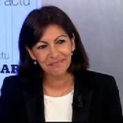 Anne Hidalgo :