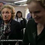 Bernadette Chirac parle du physique d'Anne Hidalgo
