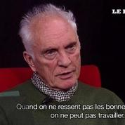 Terence Stamp, le patient anglais