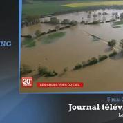 Centre-Est : des inondations exceptionnelles