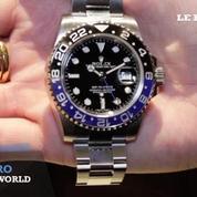 Rolex : une collection cohérente