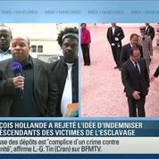 Esclavage : Louis-Georges Tin réclame des réparations morales ou matérielles