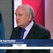 Jean-Pierre Raffarin dénonce une